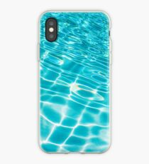 Pool Ripples iPhone Case
