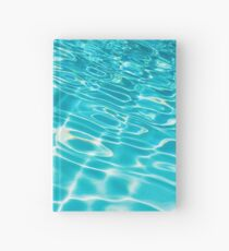 Pool Ripples Hardcover Journal