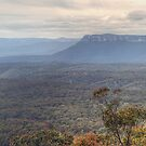 Capertee Views (20 Exposure HDR Panoramic) - Capertee Valley, NSW, Australia - The HDR Experience by Philip Johnson