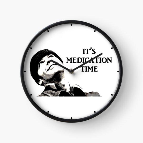 Medication Time Clock