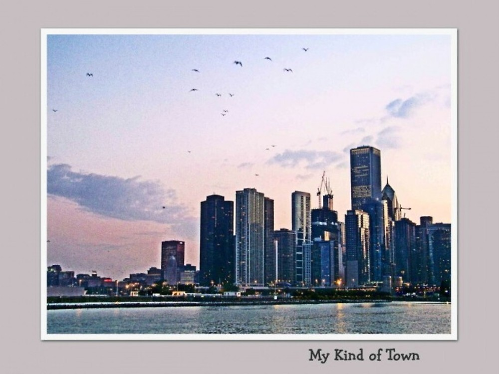 My Kind of Town by lynell