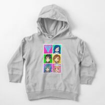 Funneh and the Krew - Anime Style Toddler Pullover Hoodie