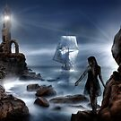 Smugglers Cove by Cliff Vestergaard