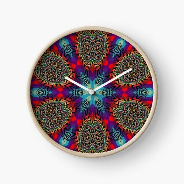 Motif, Visual Art Clock