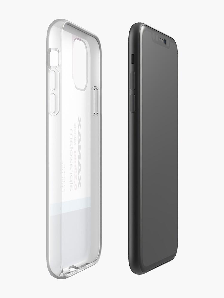 gucci coque de iphone xs ebay | Coque iPhone «XANAX», par odd2me