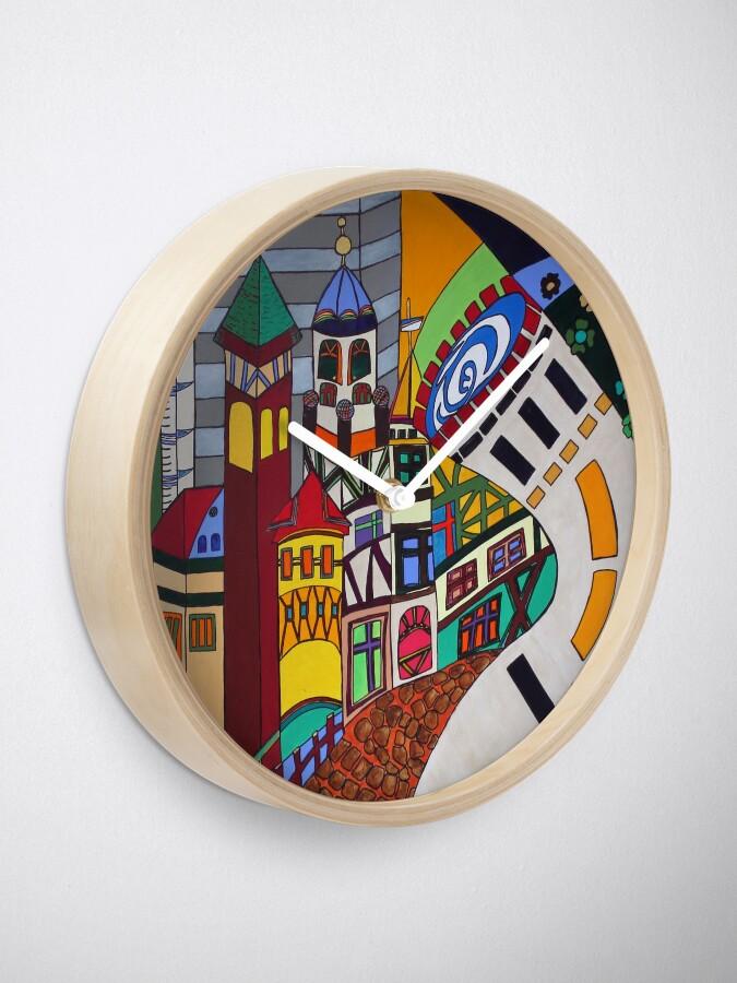 Alternative Ansicht von Caligari III - Ravensburg Uhr