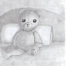 Teddy the Bear by Loretta Marvin