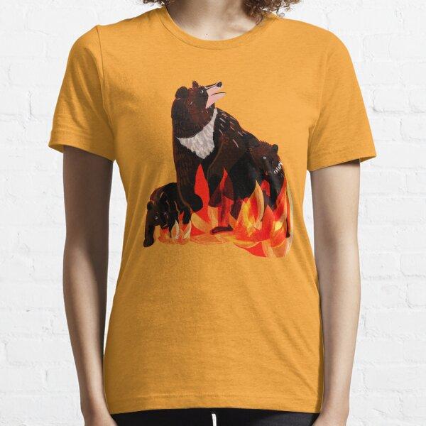 Taiga on Fire #4 Camiseta esencial