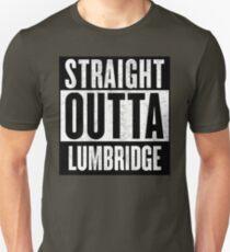 Straight Outta Lumbridge T-Shirt