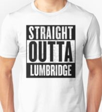 Straight Outta Lumbridge T-Shirt