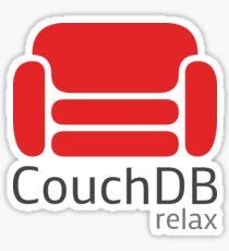 Apache CouchDB Sticker