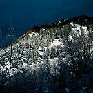 Sun ray over Shadow Mountain by velkovski