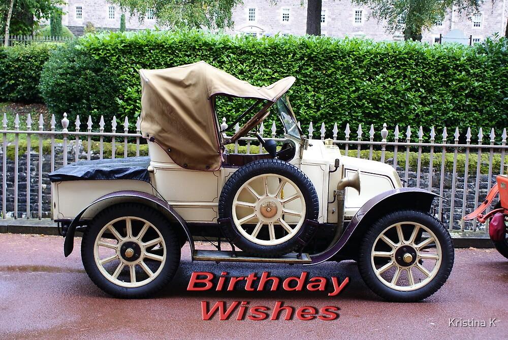Birthday Wishes by Kristina K