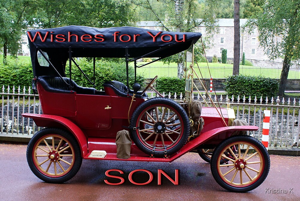 Wishes for you  SON by Kristina K