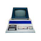 Weinlese-Personal-Computer von mrdoomits