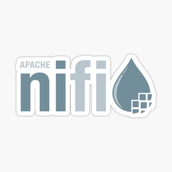 Apache Nifi Sticker