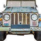 Kriegszeit-Militär-Jeep von mrdoomits