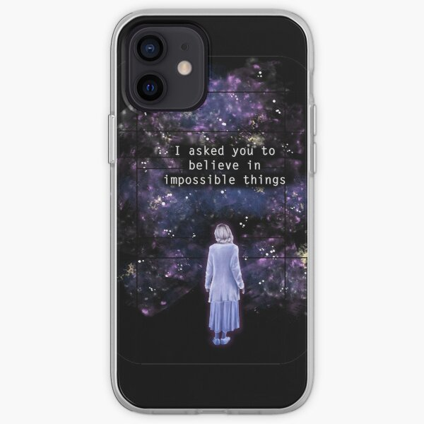 "The OA ""I asked you to believe in impossible things"" iPhone Soft Case"