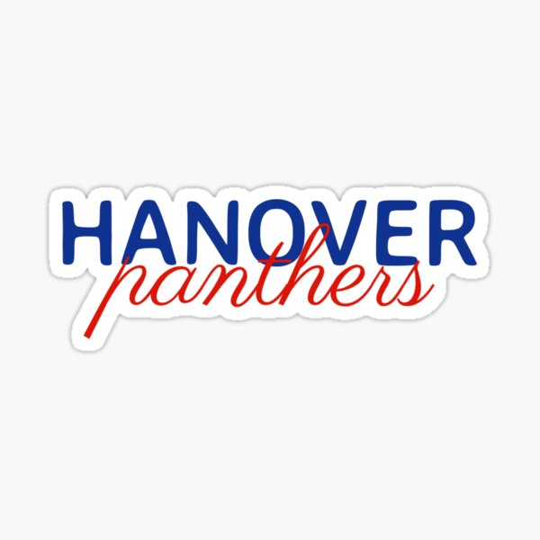 Hanover Panthers Sticker