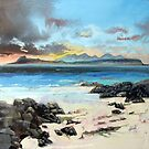 Eigg and Rum by scottnaismith