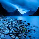 Milford Blue by Ben Messina