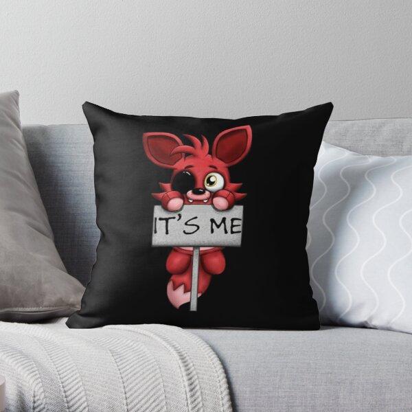 FNAF Five Nights At Freddys Foxy Fox  Throw Pillow