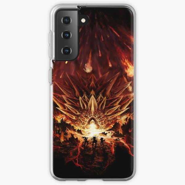 Chrono Trigger: Fire Rains from the Heavens [Chronicles of Time] Samsung Galaxy Soft Case