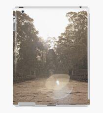 Preah Khan Gate, Siem Reap iPad Case/Skin