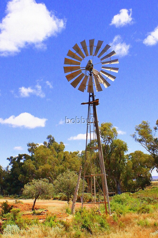 Wind mill 2 by bobby1