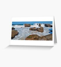 No Surge Protection Available Greeting Card