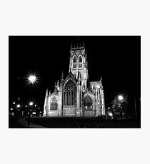 Doncaster Minster Photographic Print