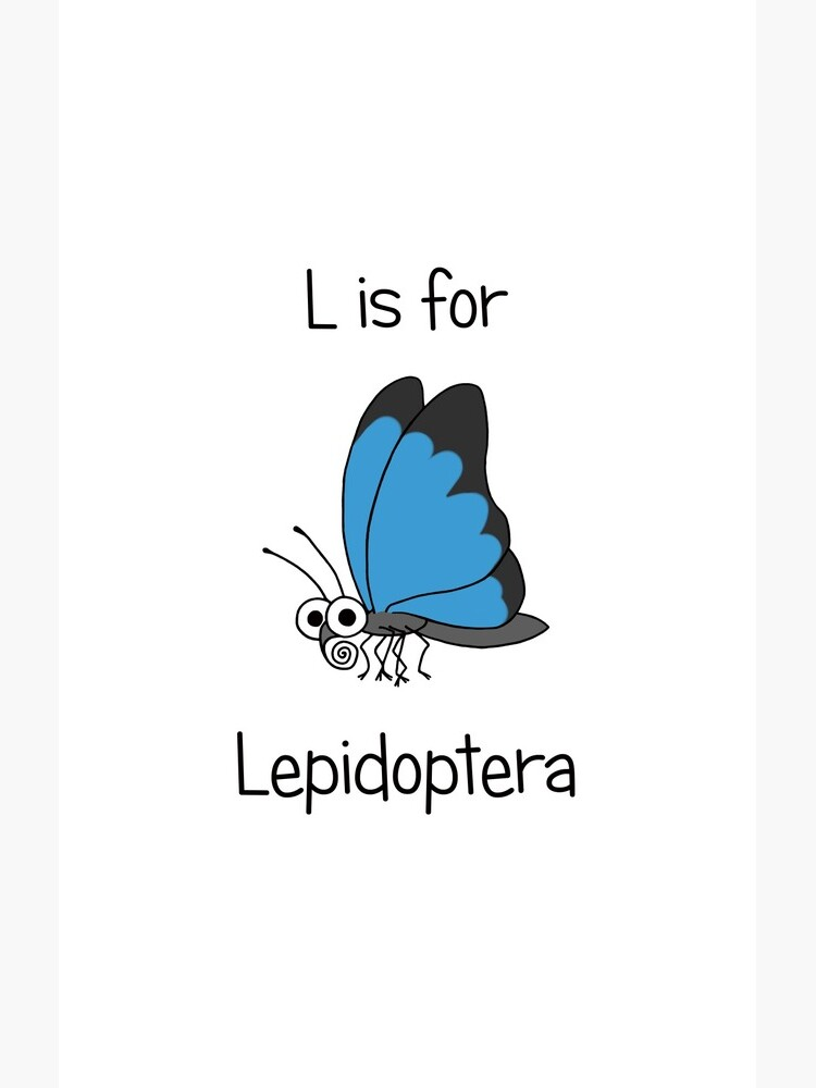 L is for Lepidoptera by AdrienneBody