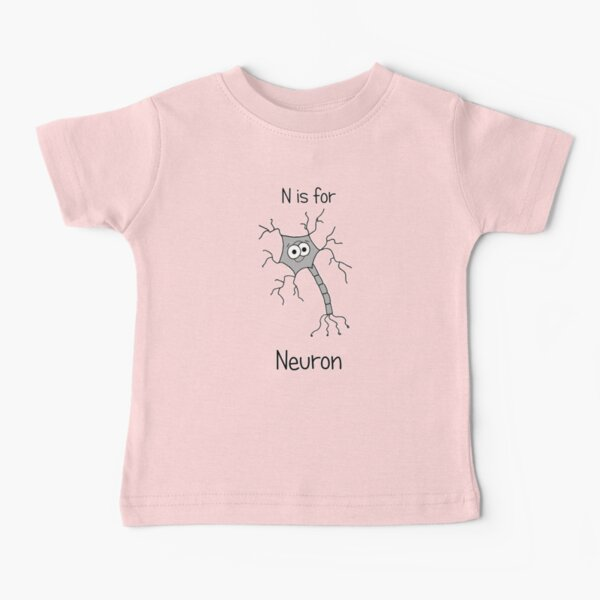 N is for Neuron Baby T-Shirt