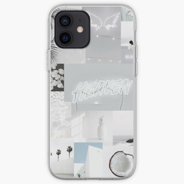 vsco collage iPhone Soft Case