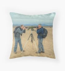 The Bookends Collection-Beach Bookends Throw Pillow