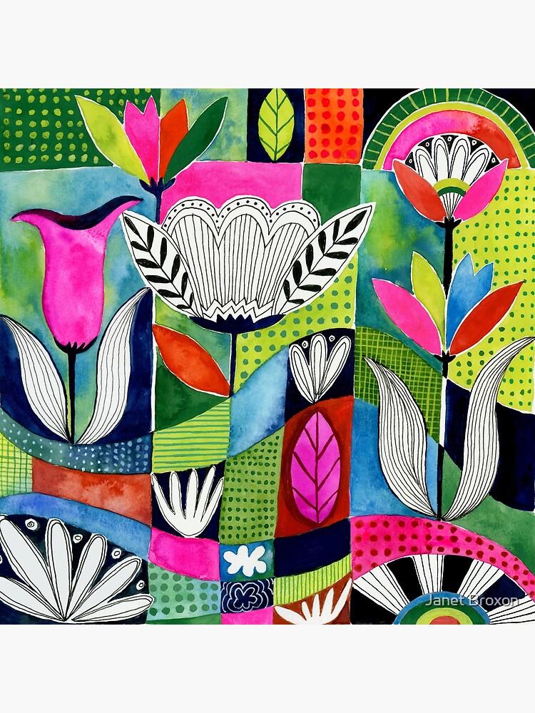 Tulip Jungle by jbroxon