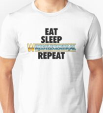 Wrestle Central - Repeat T-Shirt
