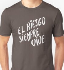 Vasquez's Chest plate motif T-Shirt