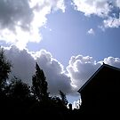 Every cloud has a silver lining by Ian Lyall