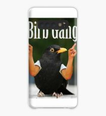 Wild Green Memes Bird Birb Gang Case/Skin for Samsung Galaxy