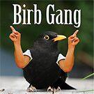 Wild Green Memes Bird Birb Gang by Wild Green Memes Store