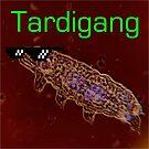 Wild Green Memes Tardigrade Tardigang by Wild Green Memes Store