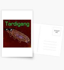 Wild Green Memes Tardigrade Tardigang Postcards
