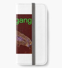 Wild Green Memes Tardigrade Tardigang iPhone Wallet/Case/Skin