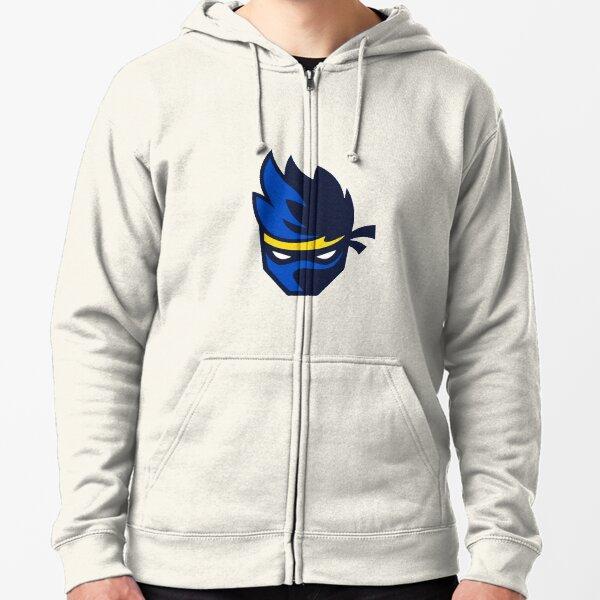 Official Merch Fortnite Logo Mens Black Hoodie Battle Royale Hooded Sweater