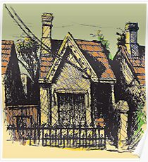 11 Reserve St, Annandale Poster