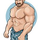 Beach Daddy by Bearteez