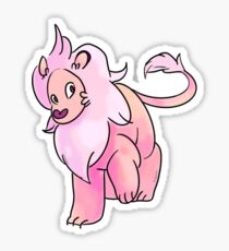 Lion - Steven Universe Sticker