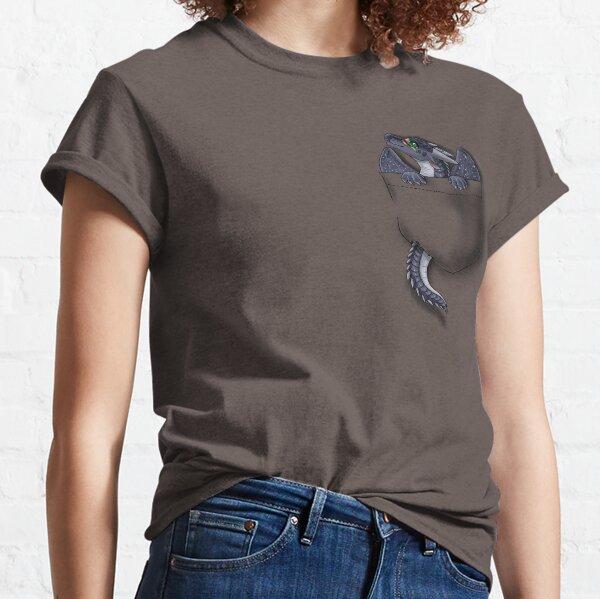 handgezeichnete Kunstwerke von Biohazardia - Funktioniert am besten mit mittelhellen Farben Classic T-Shirt