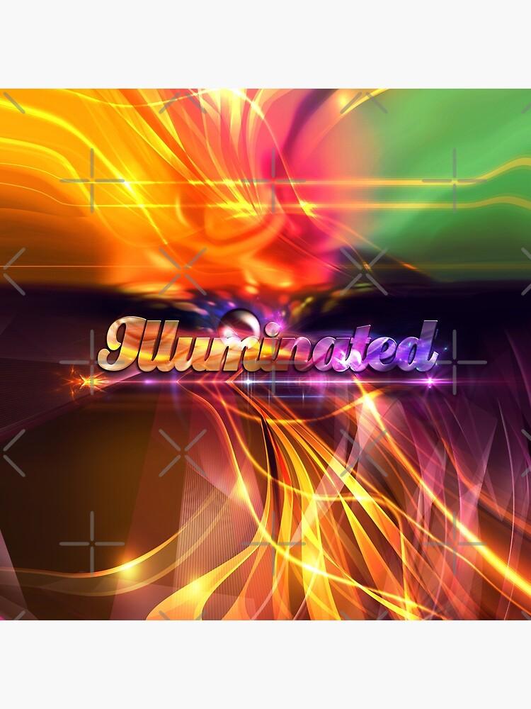 Illuminated by ifourdezign
